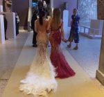 MET Gala 2015 Kim Kardashian and J.Lo