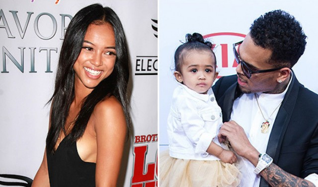 Chris Brown Says Royalty Is His Therapy To Get Over Karrueche
