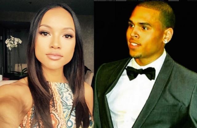 No Chris Brown At Karrueche Tran Birthday Party, Singer Got Snubbed
