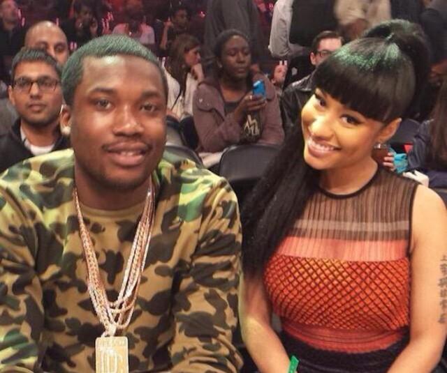 Nicki Minaj And Meek Planning Full On Beyonce And Jay Z On Tour