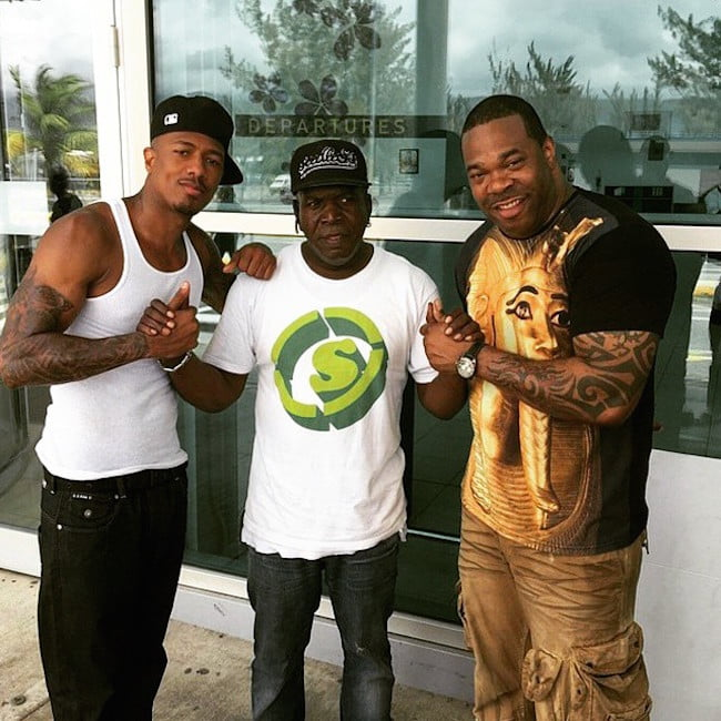 """Nick Cannon In Jamaica Shooting """"King Of The Dancehall"""" Movie"""