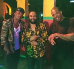 Nick Cannon KyMani Marley Busta Rhymes