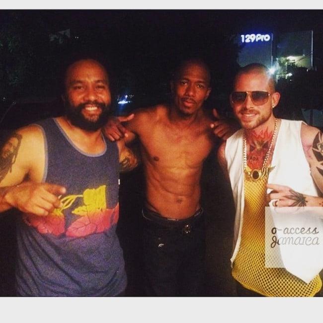 Nick Cannon KyMani Marley King Dancehall Movie