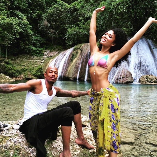 Nick Cannon in Jamaica photo