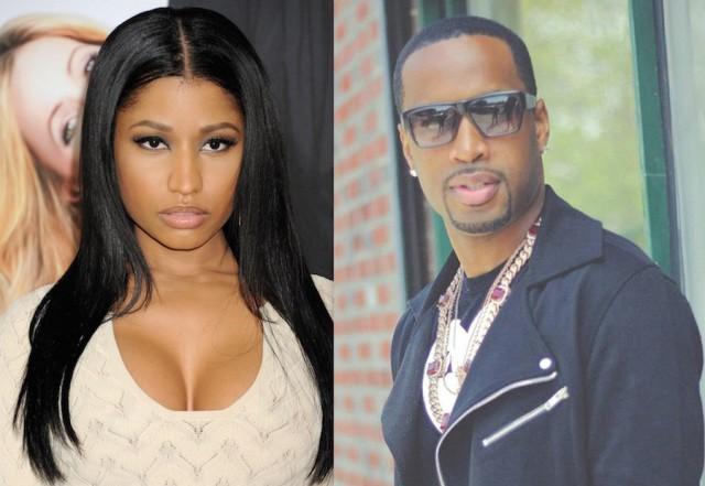 Safaree Samuels Thinks That Nicki Minaj Isn't Rooting For Him