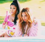 Nicki Minaj Beyonce water gun