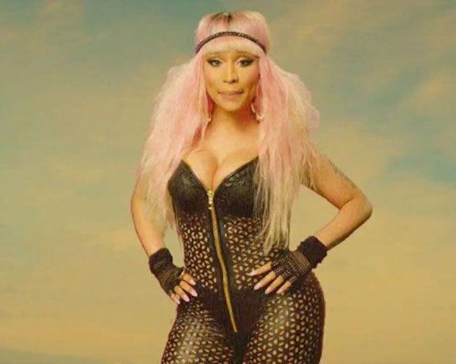 Nicki Minaj Hey Mama