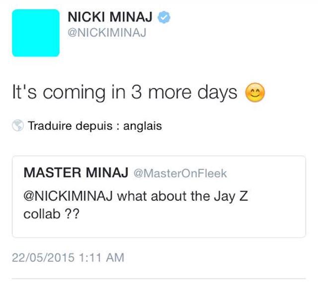 Nicki Minaj Jay Z song