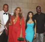 Nicki Minaj Meek Mill Beyonce and Jay Z