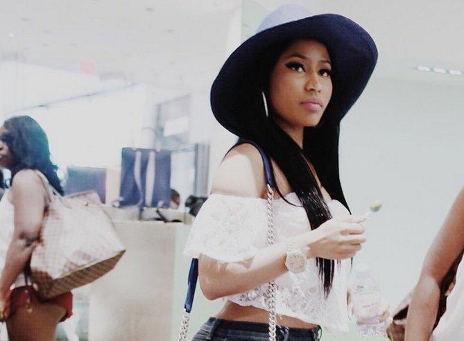Nicki Minaj Mothers Day