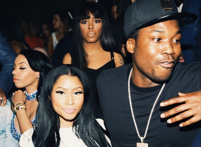 Nicki Minaj Could Cut Meek Mill From PinkPrint Tour Over Breakup