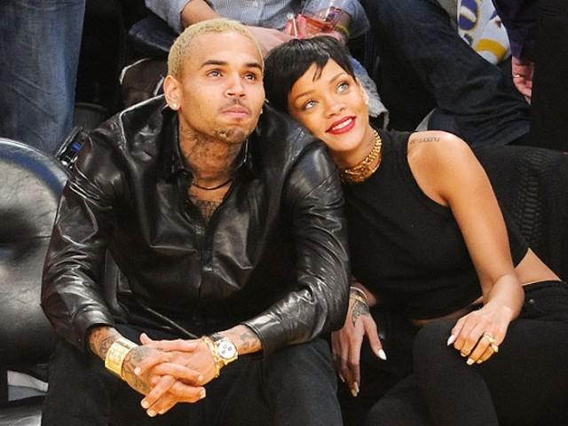 Rihanna Thinks Royalty Is Helping Chris Brown Turn His Life Around