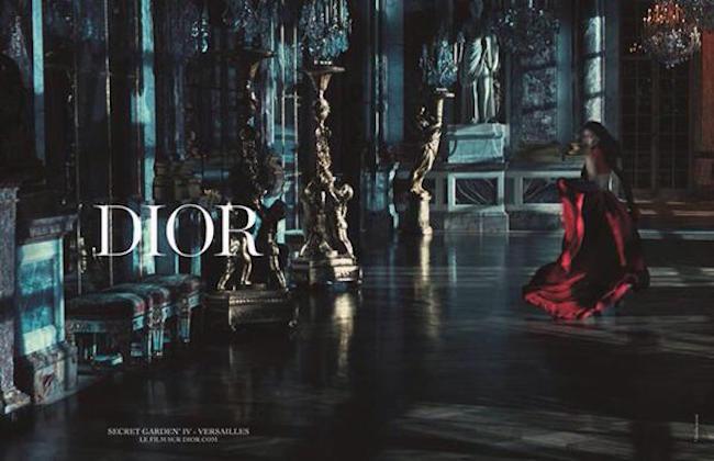Rihanna Dior photo