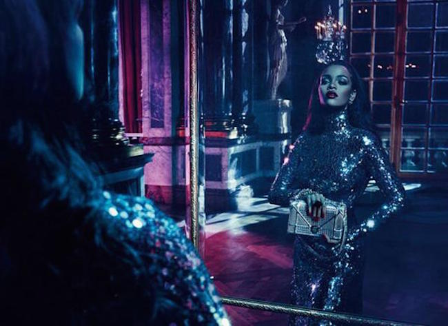 Rihanna Drio ad