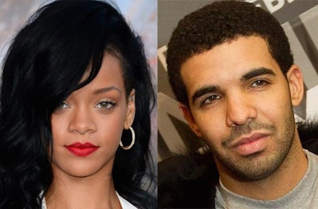 Rihanna And Drake Hooking Up For Some New Music