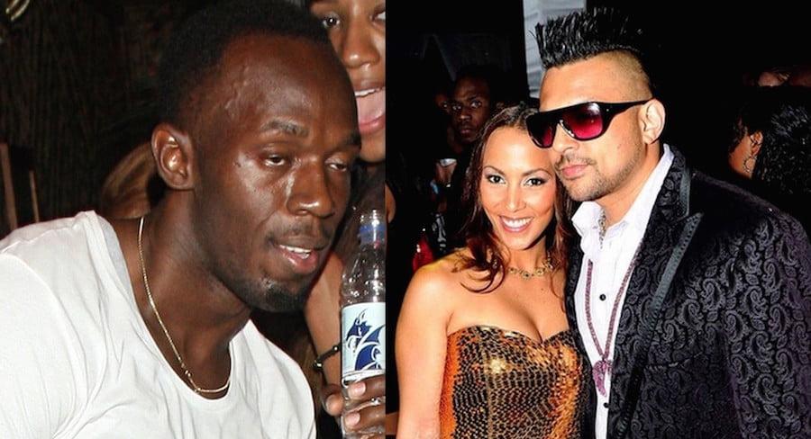 Sean Paul Wife Says Usain Bolt Is Neighbor From Hell