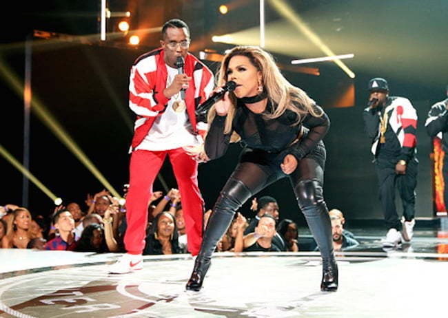 Bad Boy BET Awards 2015