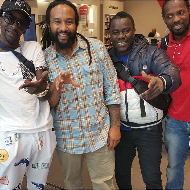 Ky Mani Marley Image Quotes: Gully Bop Still Selling Out Shows In Europe With Mavado