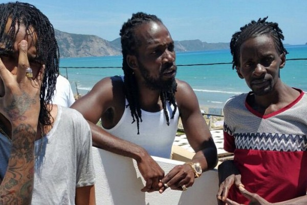 Gully Bop Still Selling Out Shows In Europe With Mavado [PHOTO]