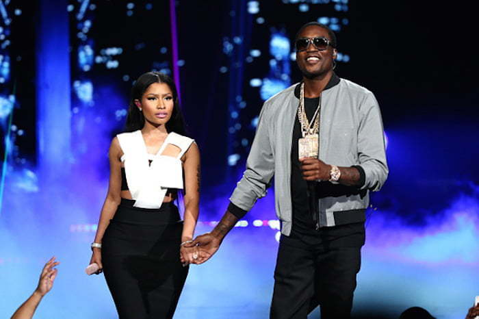 Nicki Minaj Meek Mill BET Awards