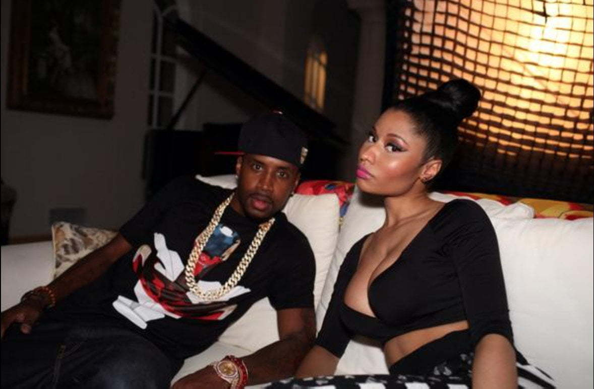 Nicki Minaj Responds To Safaree Samuels Diss Song Quot God