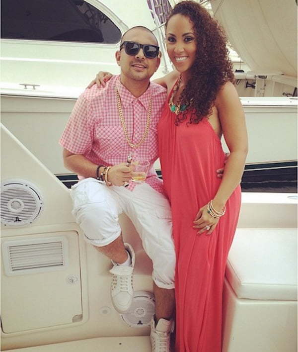 Sean Paul and Jodi Jinx