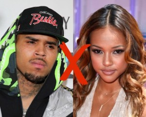 Karrueche Tran Shades Chris Brown Calling Him Petty