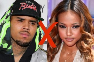 Chris Brown Says He Don't Expect To Get Karrueche Tran Back