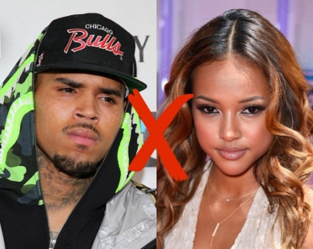 Chris Brown Sadden That Karrueche Tran Got A New Man
