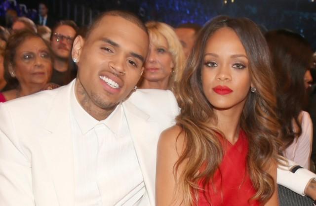 Rihanna Says She Is Chris Brown Guardian Angel, Covers Vanity Fair Magazine