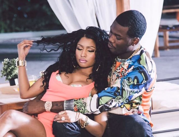 Nicki Minaj Meek Mill love hip hop