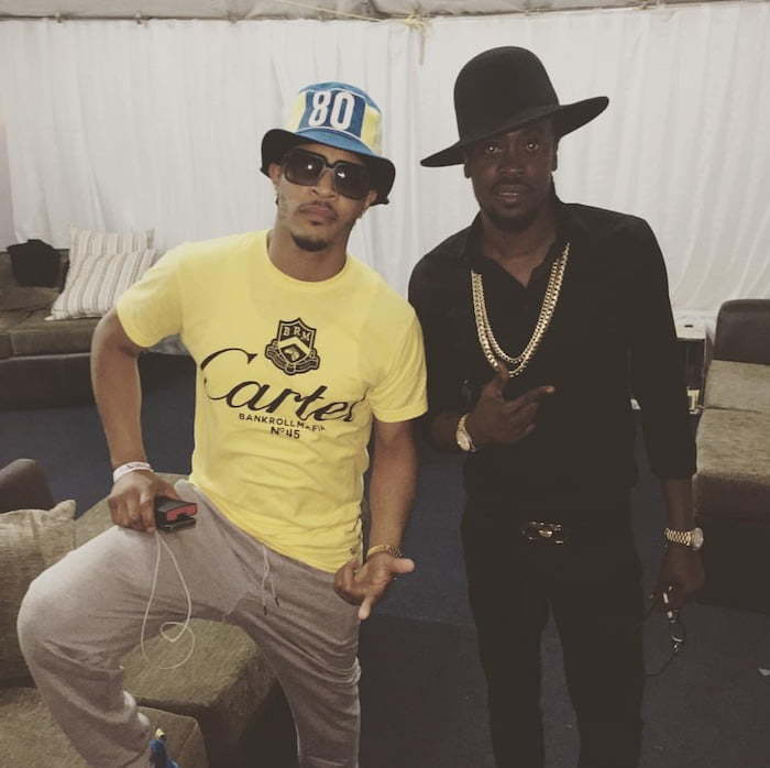 TIP and Beenie Man