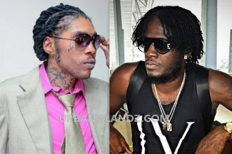 "Watch Aidonia Performing Vybz Kartel's ""Clarks"" In Italy"