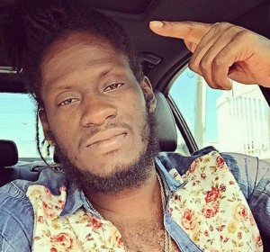 Aidonia Touch Down On U.S. Soil For First Time Since Getting Visa