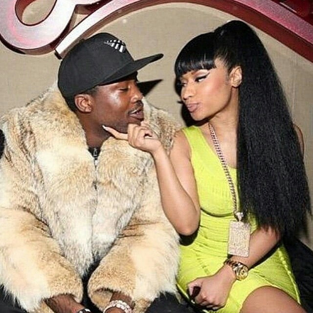 Nicki Minaj Surprised Pregnancy, Calls Meek Mill Baby Daddy