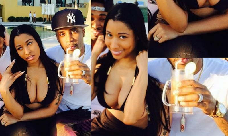 Did Nicki Minaj Files For Divorce From Safaree Samuels