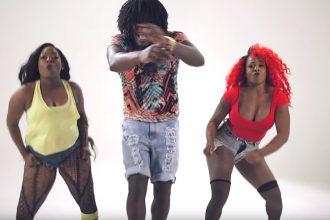 VIDEO: Aidonia – Nuh Boring Gyal