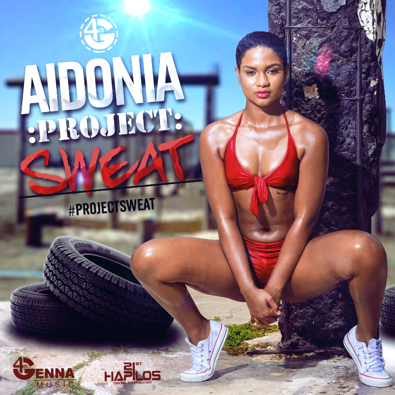 Aidonia project sweat