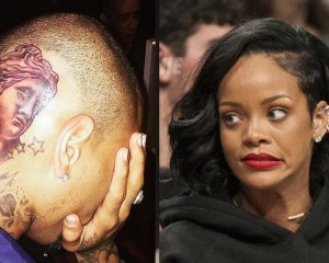 Rihanna Fears Chris Brown Slipping Back To Old Ways