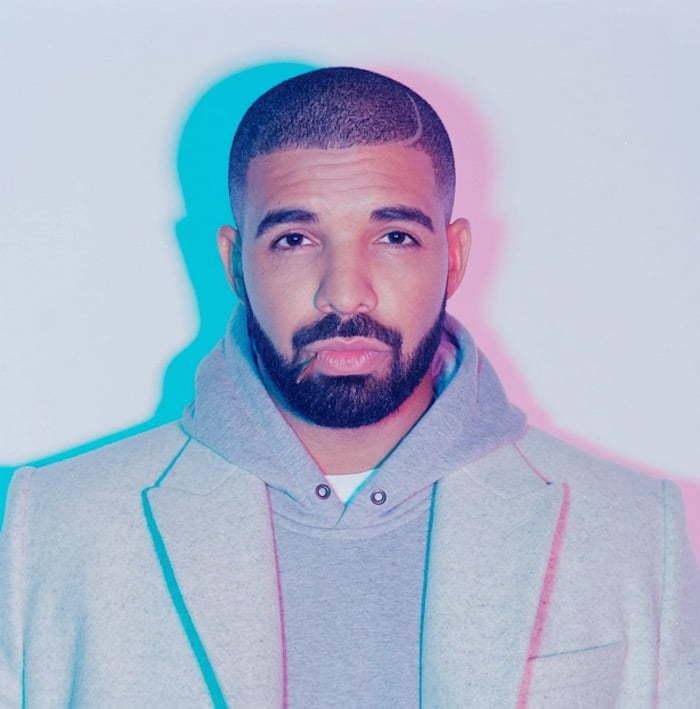 Drake in Fader mag 2015