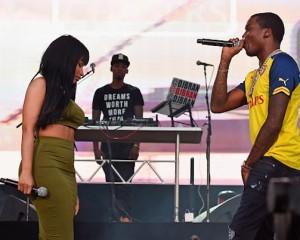 Meek Mill Surprise Guest Nicki Minaj At Made In America Philly