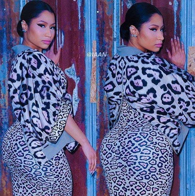 Nicki NYFW pic
