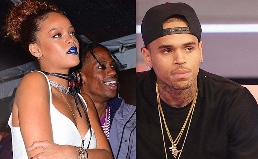 Chris brown and rihanna are they dating
