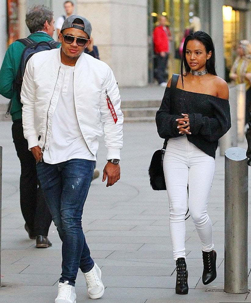 Karrueche Tran New Boyfriend Pictures to pin on Pinterest Jealous Boyfriend Memes