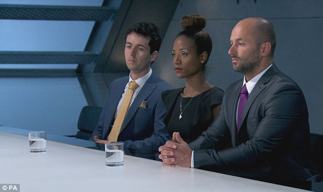 April Jackson on The Apprentice