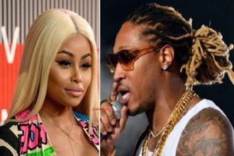 Future Dumps Blac Chyna For Tattooing His Name, 'Publicity Stunt'