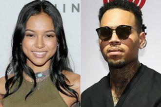 Chris Brown Care Zero About Karrueche Tran 5-Year Restraining Order
