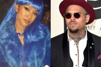 Chris Brown Avoiding Karrueche At All Cost, Ask Fans To Stop Trolling Her