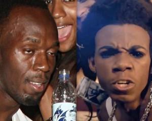 "Alkaline Fans Blast Usain Bolt ""Leave The Artist Alone"""