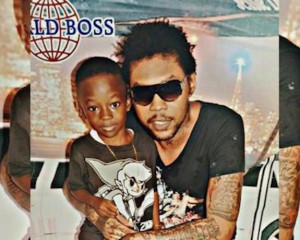 Vybz Kartel To Release Song With His 4-Year-Old Son